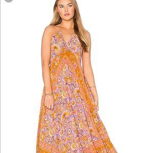 Spell & The Gypsy Lolita Lover Halter Dress M EUC